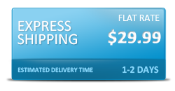 Flat Rate Shipping Service - Express