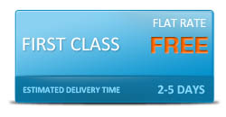 First Class Shipping - Flat Rate