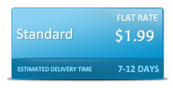 Standard Shipping - Flat Rate