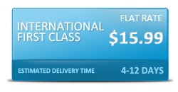 International Flat Rate Shipping - MegaFixIt