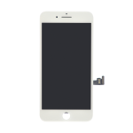 iPhone 8 Plus LCD and Touch Screen with Small Parts - White