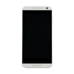 HTC Desire 610 LCD & Touch Screen Assembly with Frame - White