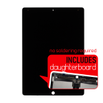 iPad Pro 12.9 (2017) LCD and Screen Replacement With Daughterboard Installed - Black