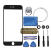 iPhone 6 Plus  Glass Screen Replacement Repair Kit - Black