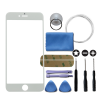 iPhone 6s Plus Glass Screen Replacement Repair Kit - White