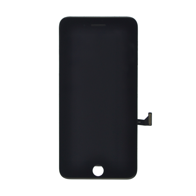 iPhone 8 Plus LCD and Touch Screen with Small Parts - Black