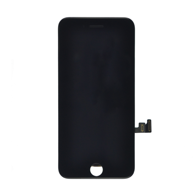 iPhone 8 LCD and Touch Screen with Small Parts - Black