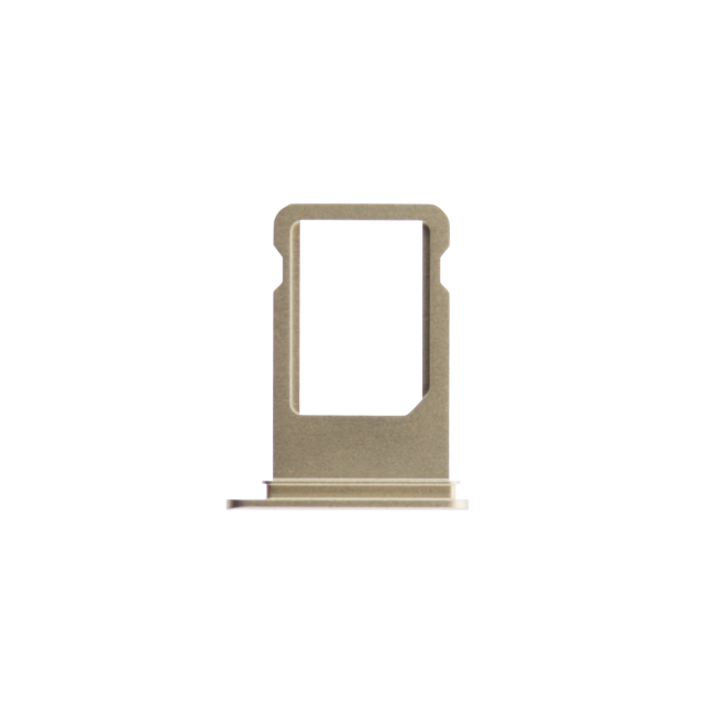 iPhone 7 Plus Nano SIM Card Tray – Gold