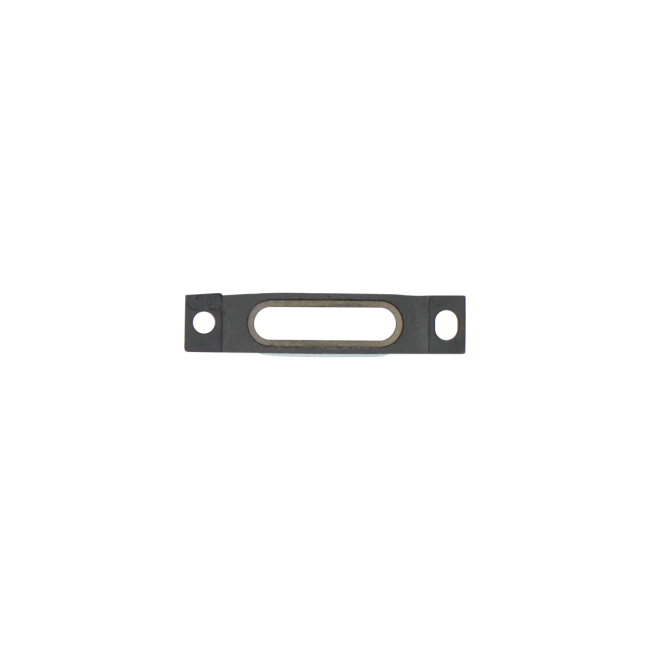 iPhone 7 Plus Lightning Port Edge Bezel - Black