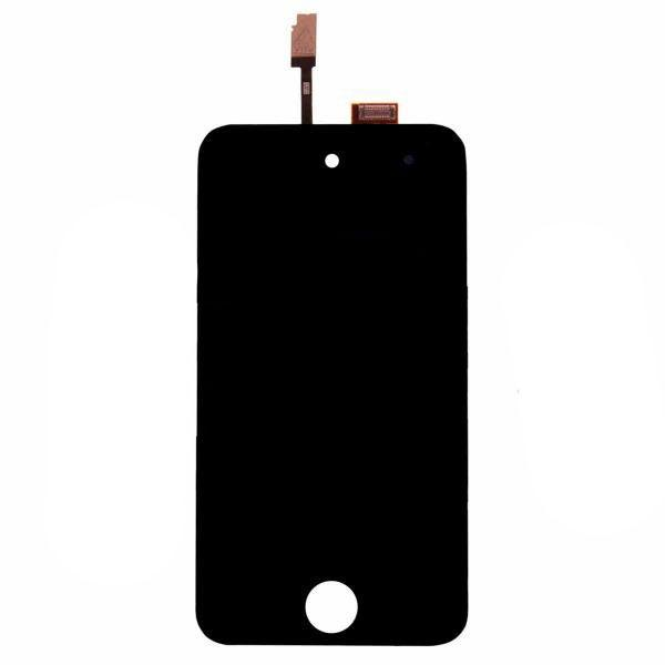 Black iPod Touch 4G LCD + Touch Screen Digitizer Replacement