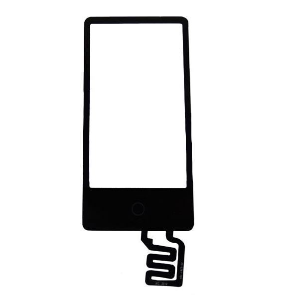 Black iPod 7th Generation Digitizer Screen Replacement