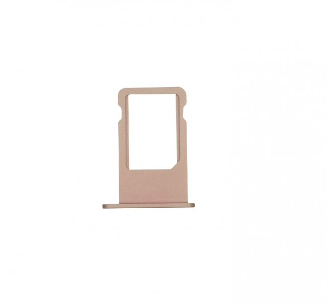 iPhone 6s SIM Card Tray Replacement - White/Rose Gold
