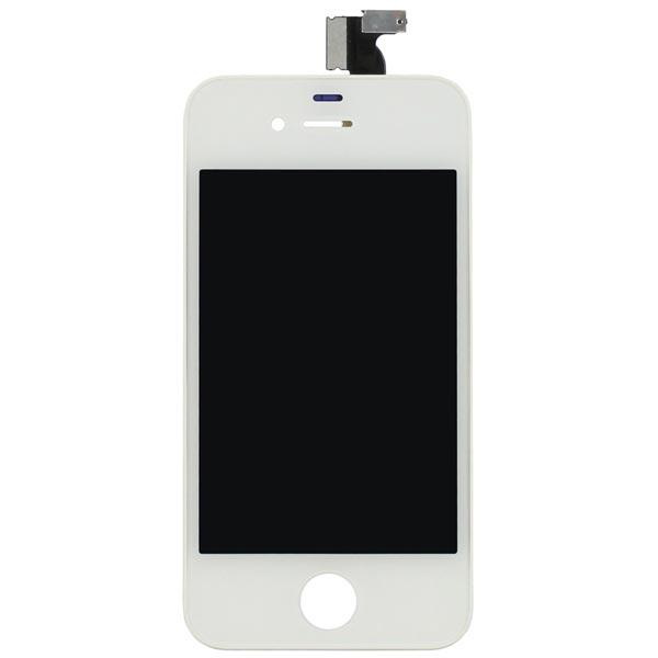 White iPhone 4S LCD + Touch Screen Replacement