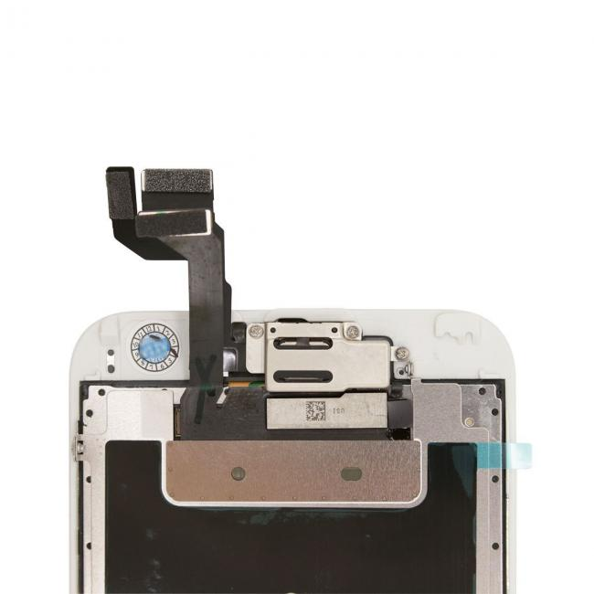 White iPhone 6s LCD & Touch Screen Assembly with Small Parts