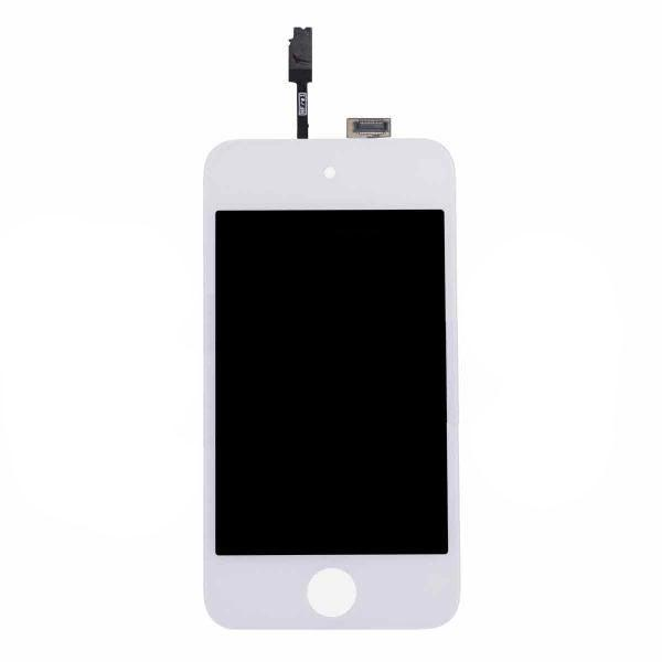 White iPod Touch 4G LCD + Touch Screen Replacement