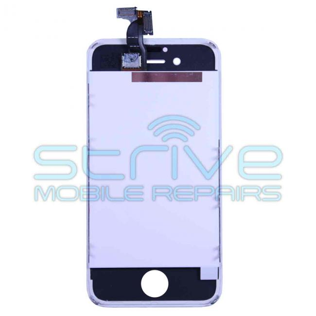replace iphone 4s screen white iphone 4s lcd touch screen digitizer replacement 9234