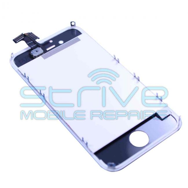 iPhone 4S White Screen Assembly
