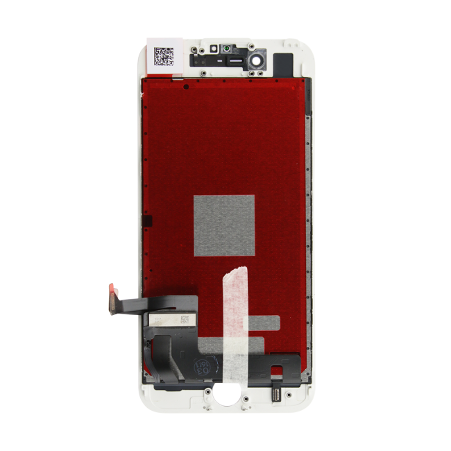 iPhone 7 LCD and Touch Screen Replacement - White (Premium Ultra