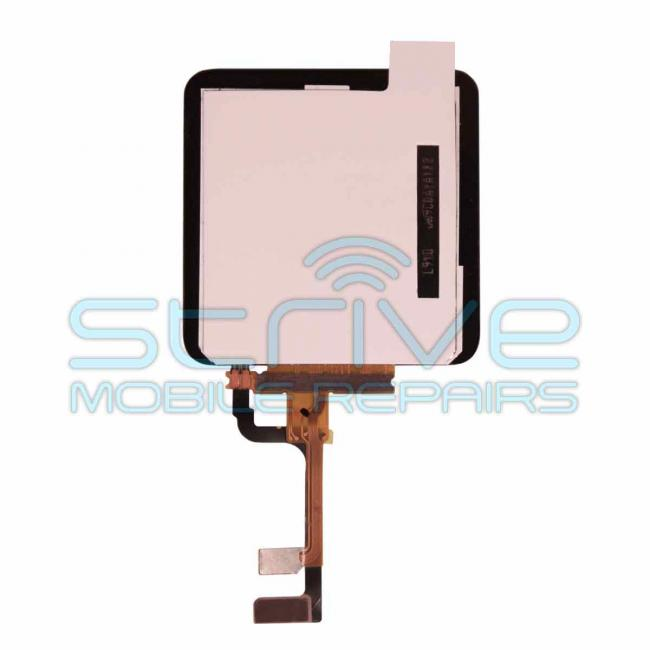 iPod Nano 6th Gen Digitizer + LCD Assembly Replacement - Rear