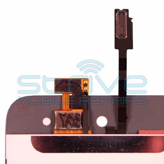 White iTouch 4G LCD & Digitizer Flex Ribbon Cables