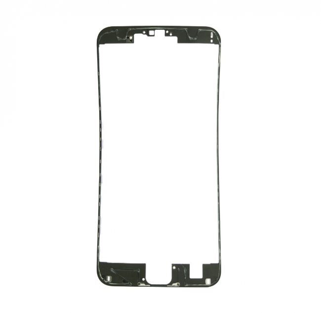 iPhone 6s Plus Frame with Hot Glue - Black