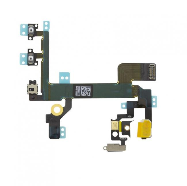 iPhone 5s Power & Volume Button Flex Cable Replacement