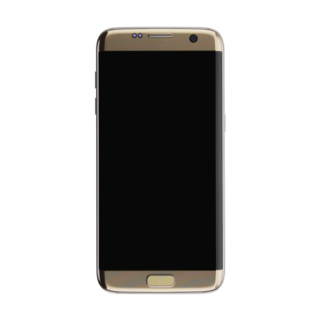 LCD and Touch Screen for Samsung Galaxy S7 Edge G935F - Gold