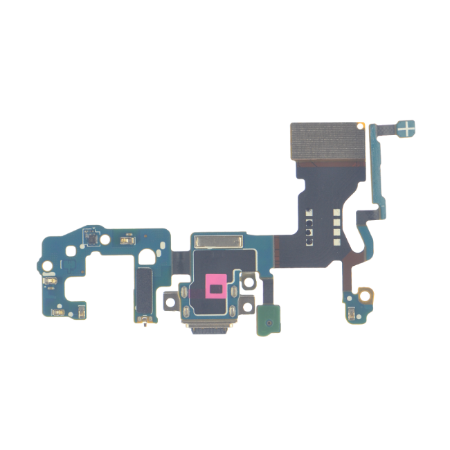 Samsung Galaxy S9 (G960F) Charging Port Flex Cable with