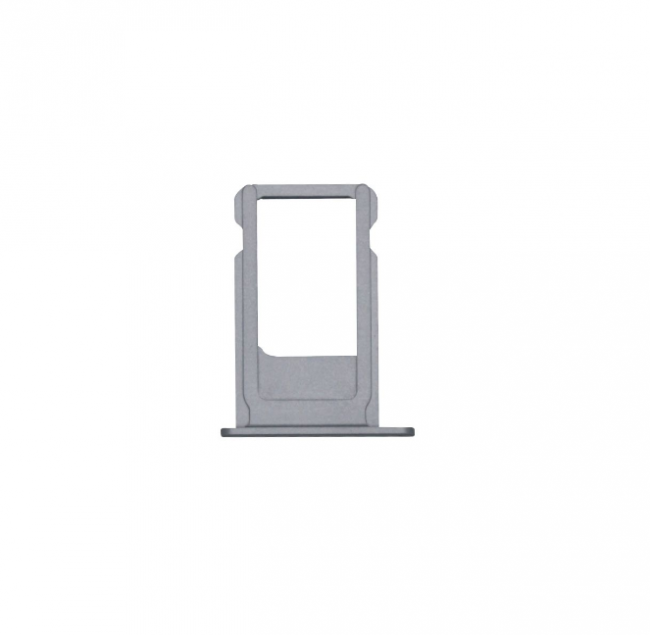 iPhone 6s SIM Card Tray Replacement - Black/Space Gray