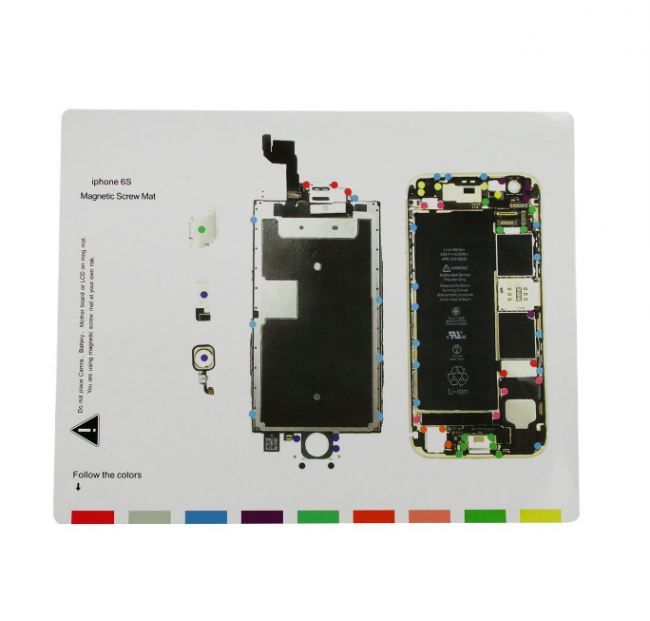 iPhone 6s Magnetic Screw Mat for Professionals